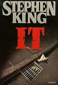 Link to Stephen King's It in Library Catalogue